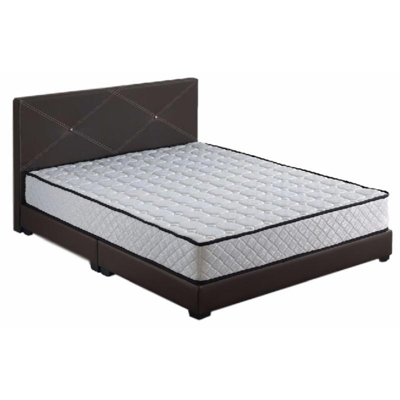 queen bed + 9inch spring mattress