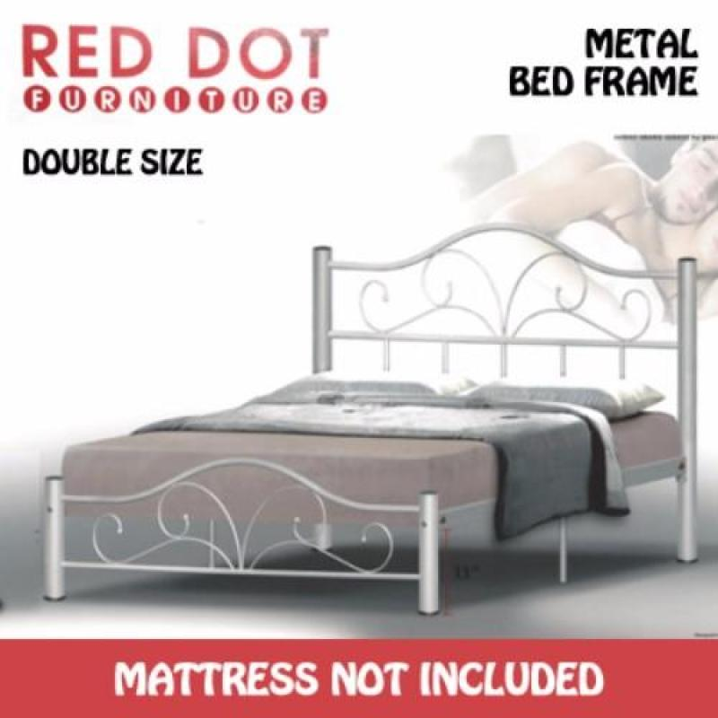 Red Dot Furniture OM513 Queen Size Bed Frame (Without Mattress)