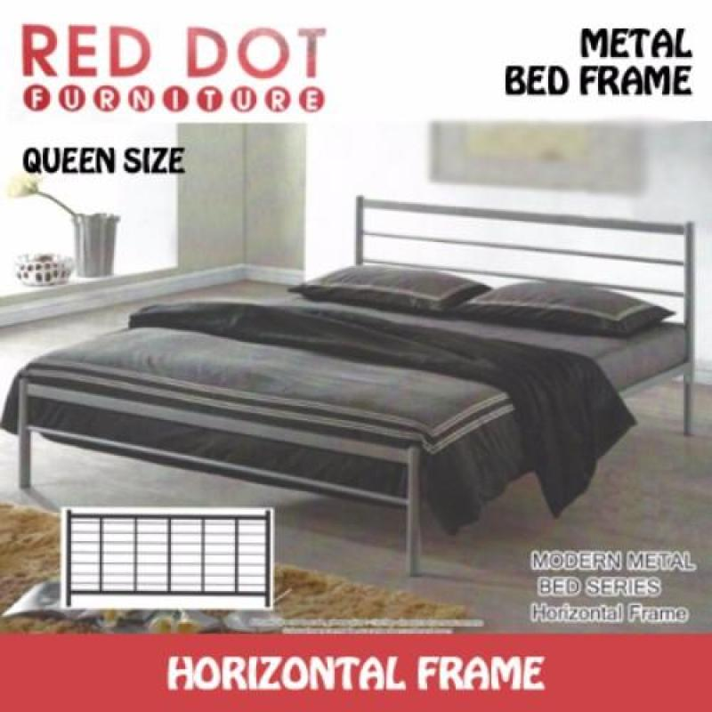 Red Dot Furniture USTLC233 Queen Size Bed Frame (Without Mattress)