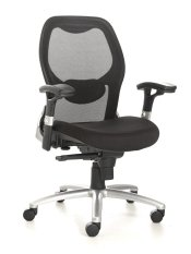 Robusto Mesh Office Chair Mid Back Singapore