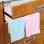 SDR Stainless Steel Kitchen rag rack
