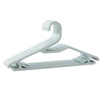 Simple plastic Japanese-style adult clothes rack hanger