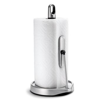 Harga Simplehuman Tension Arm Paper Towel Holder (Stainless Steel)