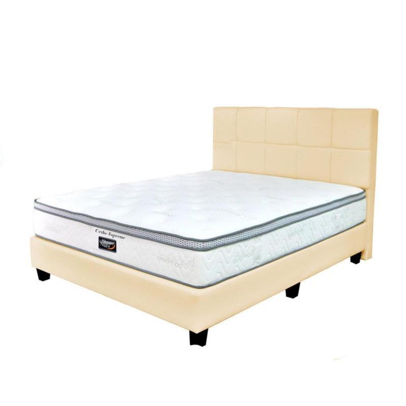 Sleepy Night Ortho Supreme Mattress + Bedframe Promotion