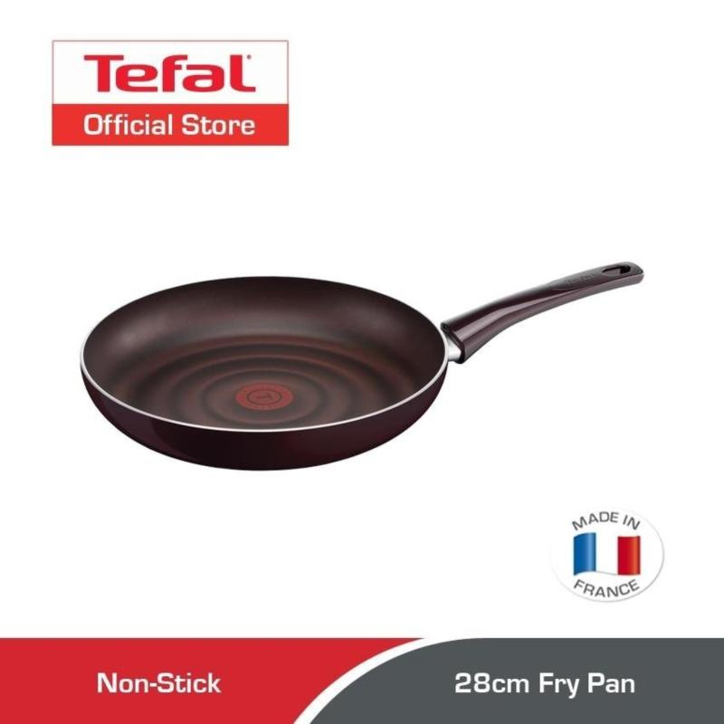 Tefal Pleasure Fry Pan 28cm D50206 Singapore