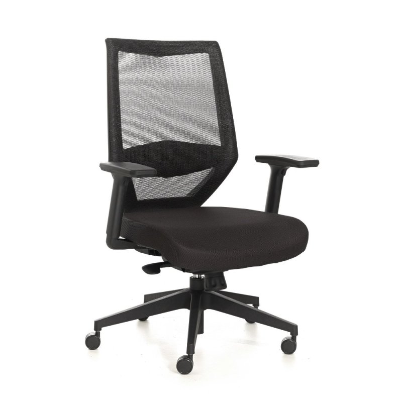 Tengri Mesh Office Chair Mid Back Singapore