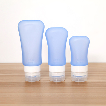 Travel shampoo water shower gel cosmetic product storage bottle travel points bottling