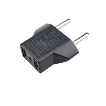 Harga Travel Voltage Converter US to EU AC Power Plug Adapter