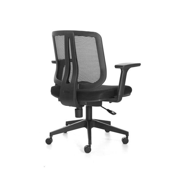 Trellis Mesh Office Chair Low Back Singapore
