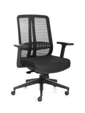 Trellis Mesh Office Chair Mid Back Singapore
