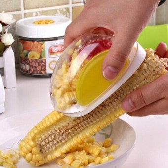 Harga Useful Corn Stripper cutter Corn shaver Peeler Cooking toolsKitchen Cob Remover