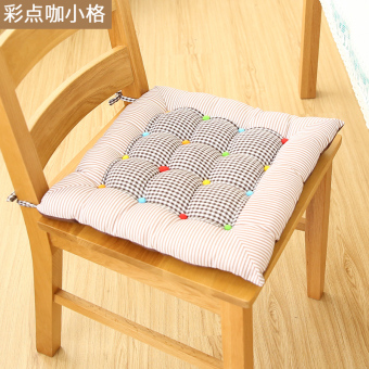 Harga Wishing tree Japanese-style plaid Cushion