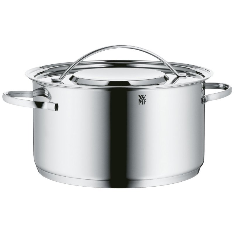 WMF Gala Plus 20cm High Casserole with Cover Singapore