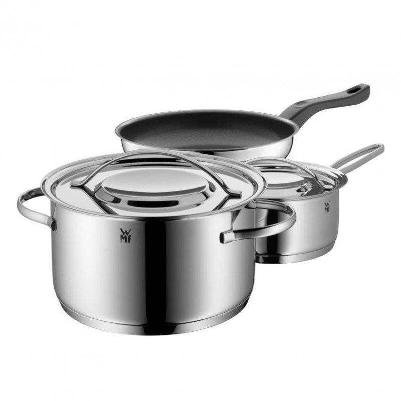 WMF Gala Plus 3pc Cookware Set Singapore