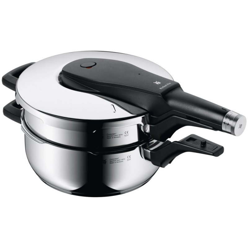 WMF Perfect Pro Pressure Cooker Stackable Set Singapore