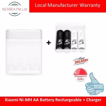 Xiaomi Ni-MH AA Battery Rechargeable + Charger