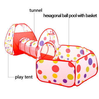 3In1 Children Baby Kids Play Tent Tunnel Play House Indoor/OutdoorToys - intl - 2 ...  sc 1 st  Compare Cheapest Price in SingaporeDig For More Info About The ... & For Sale 3in1 Children Baby Kids Play Tent Tunnel Play House ...