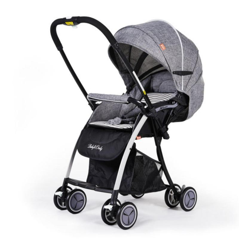 Baby Only One Hand Fold Stroller Singapore