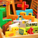 Baby wooden cartoon animal hand grasping board children's three-dimensional puzzle children's building blocks