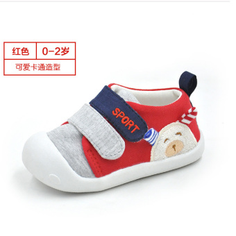 Baobao cute soft Bottom Boys and Girls Baby Shoes toddler shoes