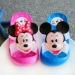 Children's slippers men girls sandals cute child baby summer casual Snnei non-slip cartoon sandals and slippers