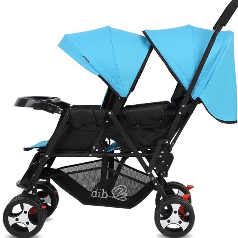 Double/ twin baby pram/ stroller Singapore
