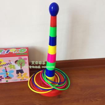Harga Early childhood sensory integration training rings fitness throwingplastic game