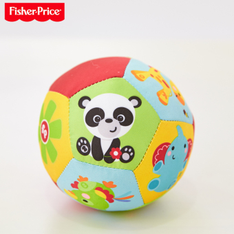 Harga FISHER-PRICE brand animal cognitive ball baby hand catch ballrattles ball Bell ball pinch ball baby toy ball cloth ball