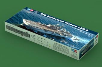 Full capacity TRUMPETER 83407 1/700 us good people Richard no. Amphibious Assault Ship