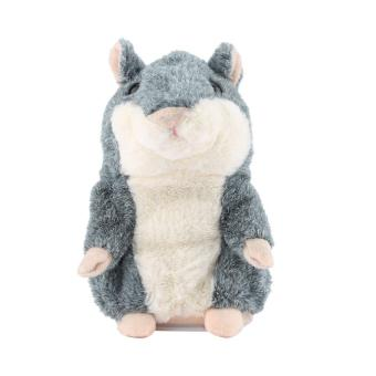 Harga GOOD Cute Talking Hamster Plush Toy Sound Record Hamster Toy Animal Toy