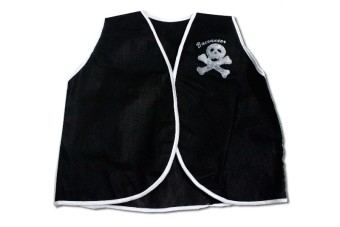 Halloween pirate Pirate Party vest