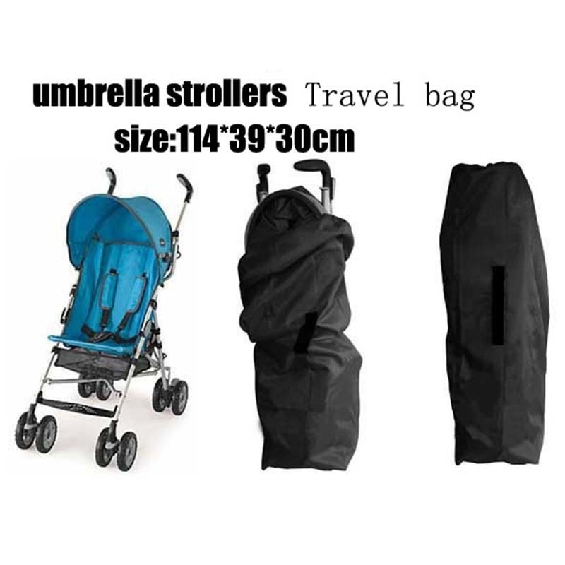 Haotom Baby stroller Covers baby stroller Travel bag Baby pram protection bag stroller accessories - A-size(114 * 39 * 30cm) Singapore
