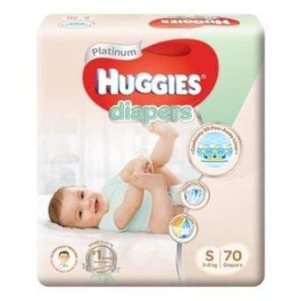 Huggies Platinum Diapers Small70 New