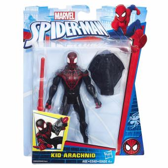 Harga Marvel Spider-Man 6 Inch Kid Arachnid Figure