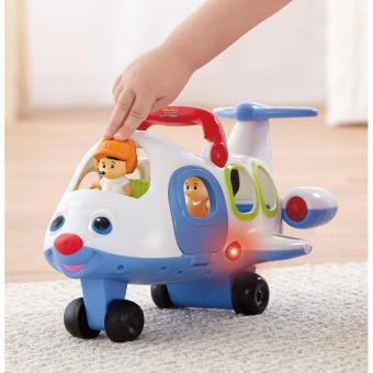 Harga Fisher-Price Little People Lil' Movers Airplane
