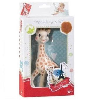 Harga VULLI Sophie The Giraffe in Gift Box