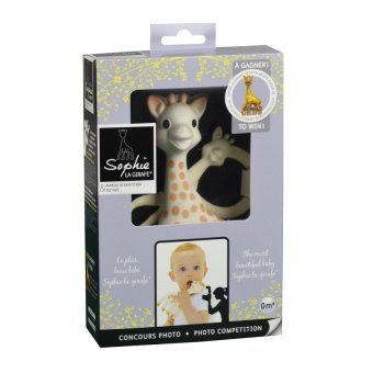 Harga Sophie la girafe Limited Edition Gold Award Set