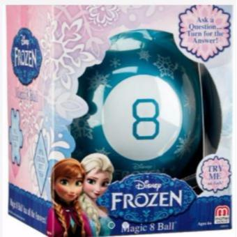 Harga Mattel Frozen Magic 8 Ball