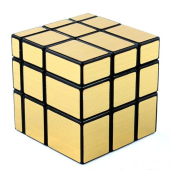 Harga Mirror Cube 3x3 Speed Unequal Cube Puzzle - intl