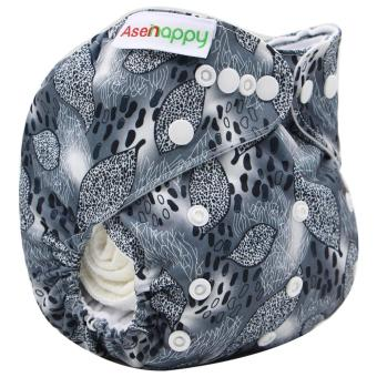 Asenappy Resuable Pocket Cloth Diapers Nappy With OneInsert
