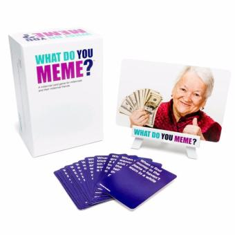 Harga What Do You Meme? (Card Game) party card game