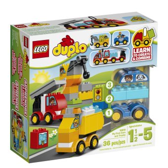 Harga LEGO 10816 DUPLO My First My First Cars and Trucks