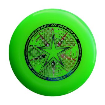 Harga Discraft Ultra-Star Ultimate Frisbee ( Green)