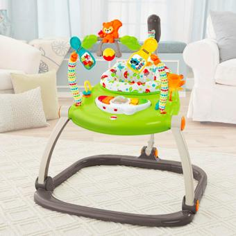 Harga Fisher-Price® Woodland Friends SpaceSaver Jumperoo®