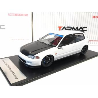 Harga Tarmac Works 1:64 Honda Civic EG6 Gr.A Racing (White) T12-WH