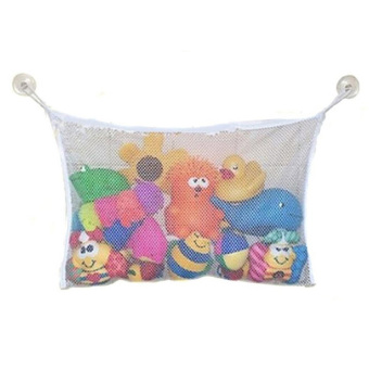 Harga Baby Bath Time Toys Storage Bag