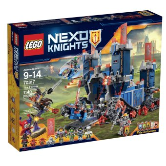 Harga LEGO 70317 Nexo Knights The Fortrex
