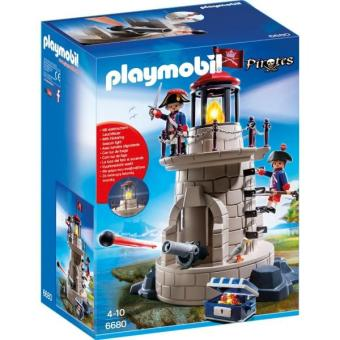 Harga Playmobil 6680 Soldiers' Lookout with Beacon