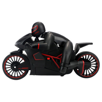 Harga CH RC motorcycle High Speed Racing Motorcycle Boys Toys Excellent Remote Control Cars(red)