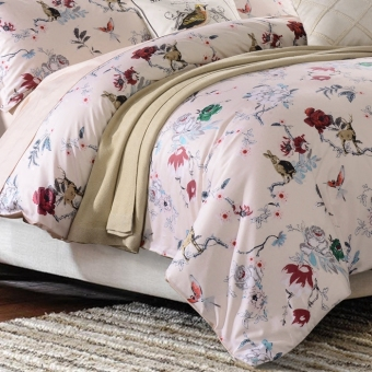 Harga The shopkeeper recommend a single product! quilt cover/pillowcase/cushion cover super soft and delicate bamboo cotton single double quilt